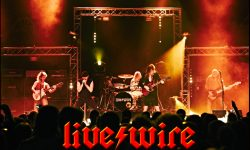 ACDC-tribute concert - Live Wire