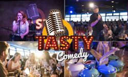 Tasty comedy met korting
