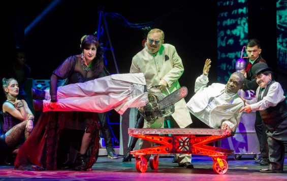 The Illusionists act met korting