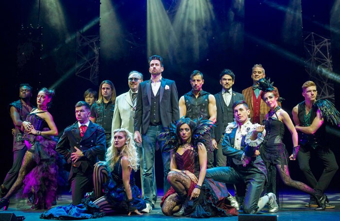 The Illusionists show met korting