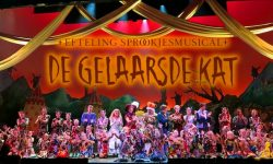 Efteling sprookjesmusical De gelaarsde Kat met korting