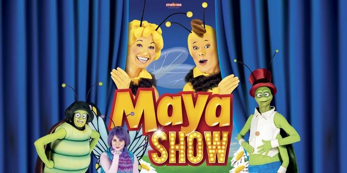 Musical Maya en de pollenbollen