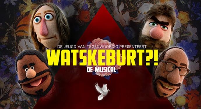 Watskeburt! korting theater tickets