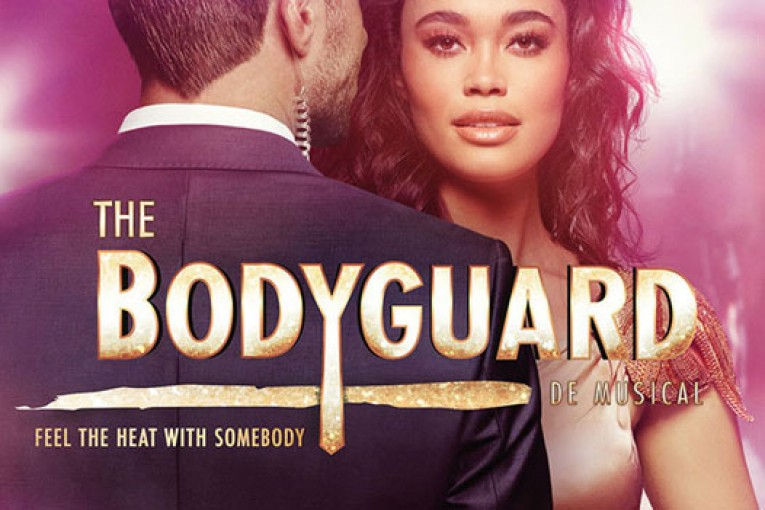 The bodyguard musical met korting