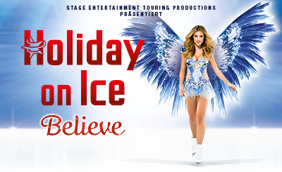 Holiday On Ice Show Believe met korting