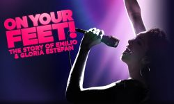 ON YOUR FEET MUSICAL MET KORTING